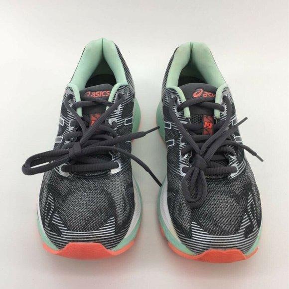 Asics Womens Gel-Nimbus 19 Running Shoes Black
